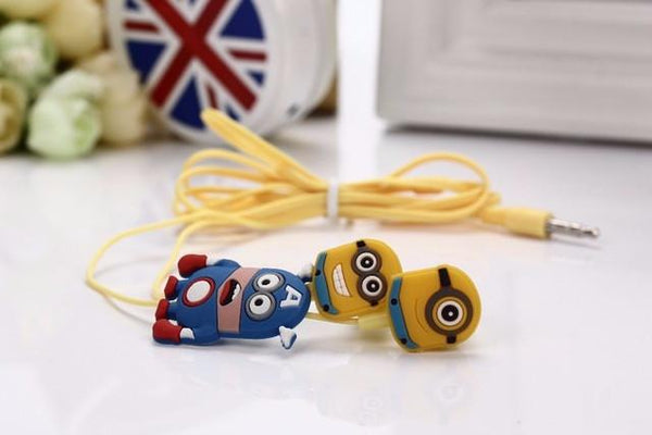 Minions Earbuds - SALE