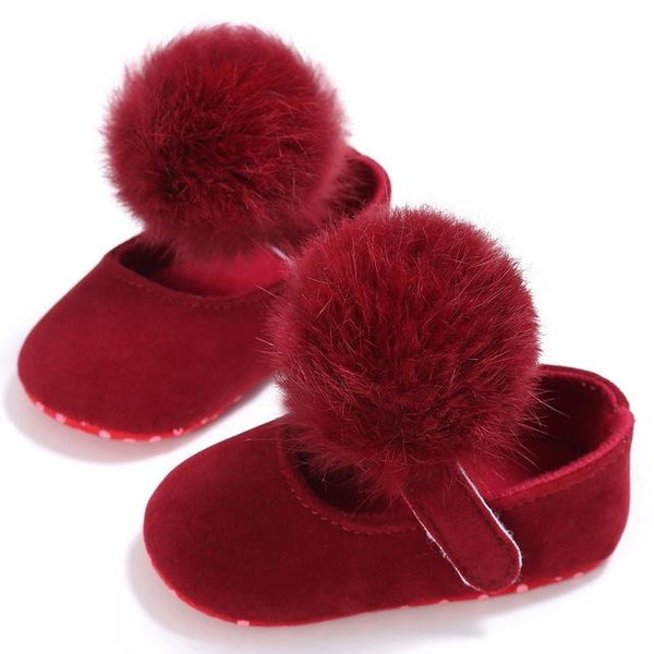 Baby Pom Pom Shoes