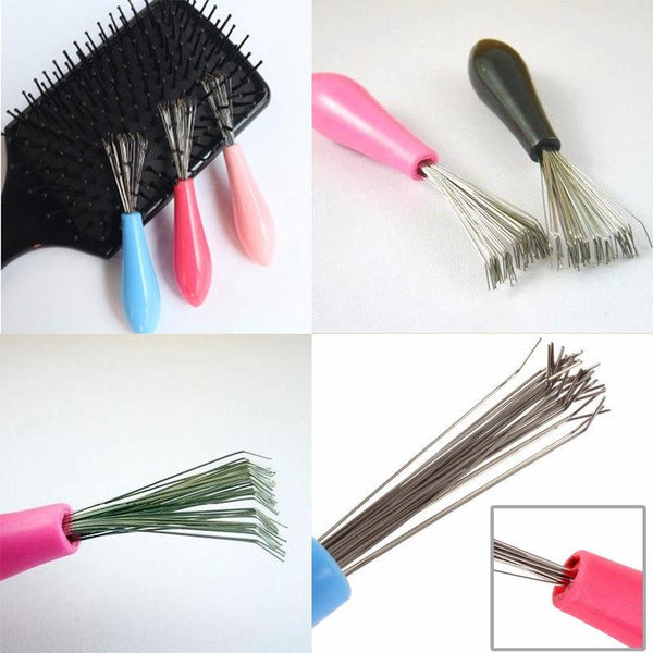 Hair Brush Cleaner Pick