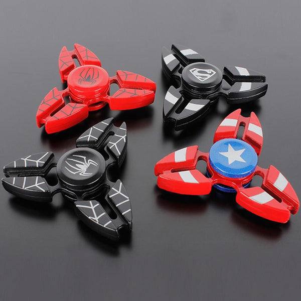 Superhero Fidget Spinner