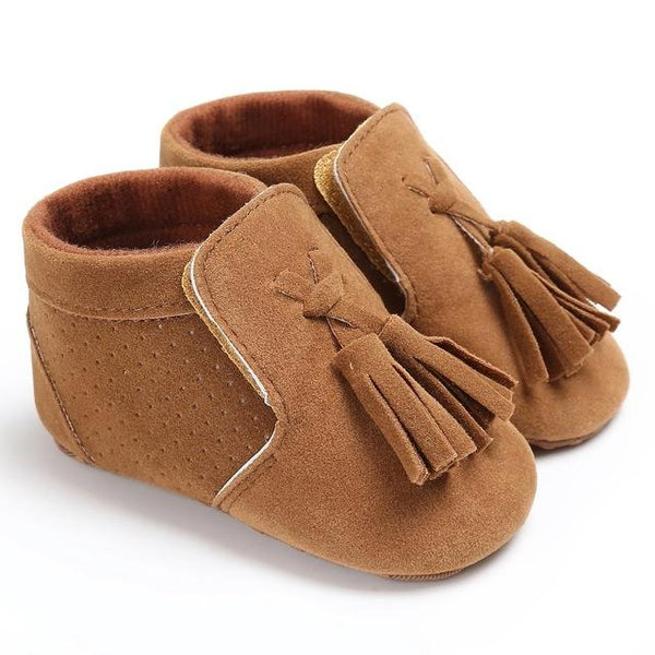 Baby Tassel Loafers