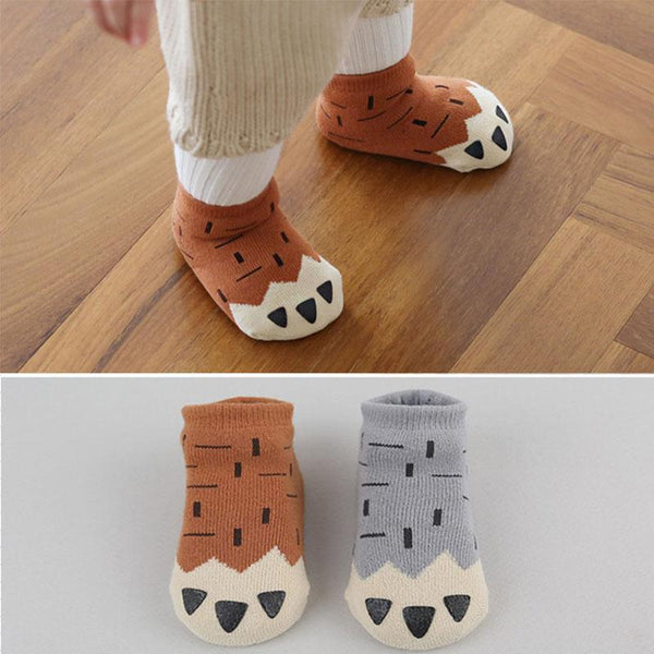Baby Monster Toe Socks
