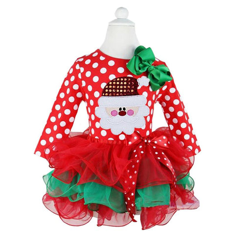 Baby Christmas Character Tutu Dress
