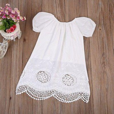 Baby Casual Fringe Dress