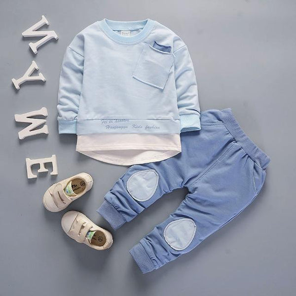 Kids Cozy 2 Piece Fleece Set