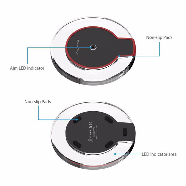 Android Wireless Charging Pad