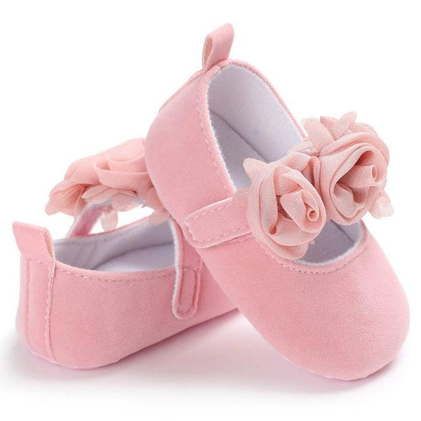 Baby Rose Mary Janes