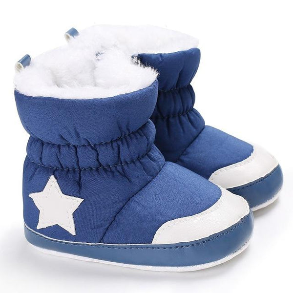 Baby Star Winter Boots