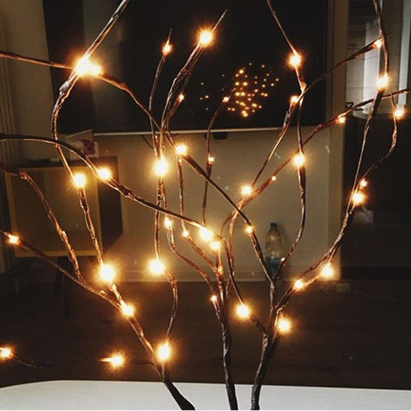 LED Lighted Branch