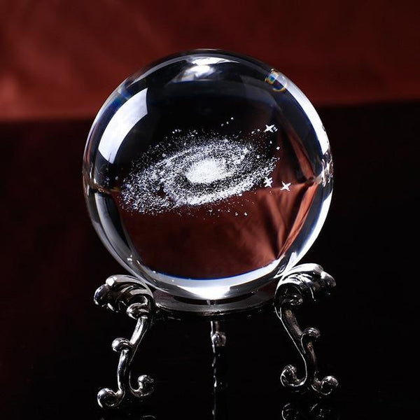 Globe Galaxy Mini Crystal Ball
