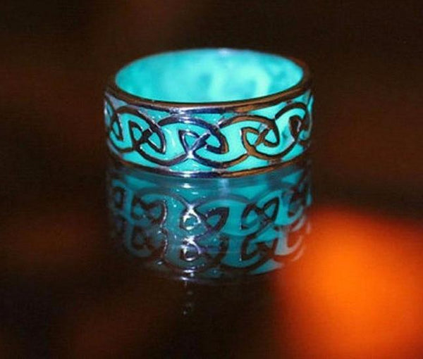 Magical Glow In The Dark Ring