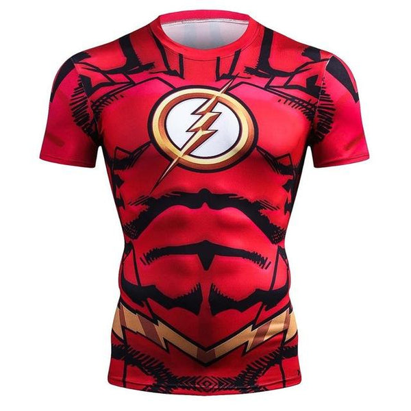 Men's Superhero Compression Shirt