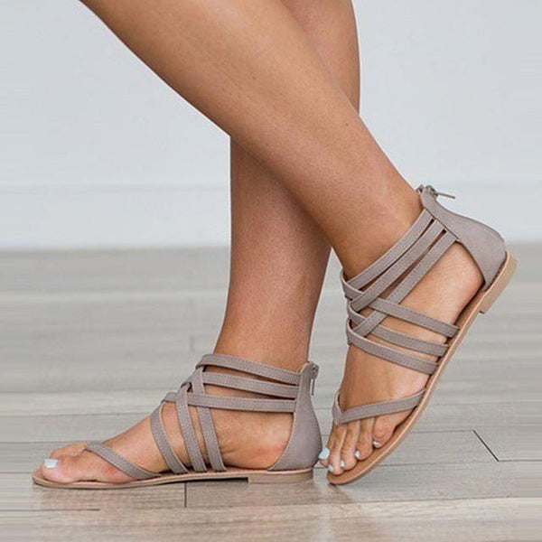 Women's Criss Cross Sandals