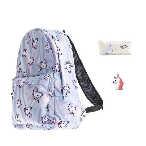 Girls Unicorn Backpack