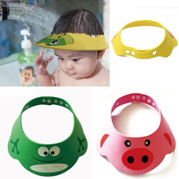 Visor Shower Cap For Babies