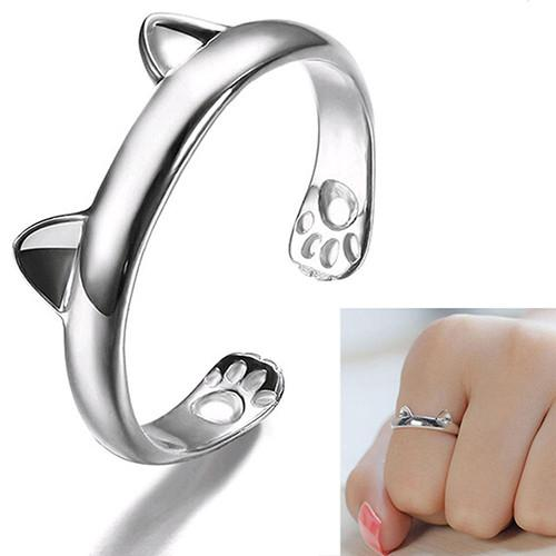 [FREE Today] Cat Claw Ring