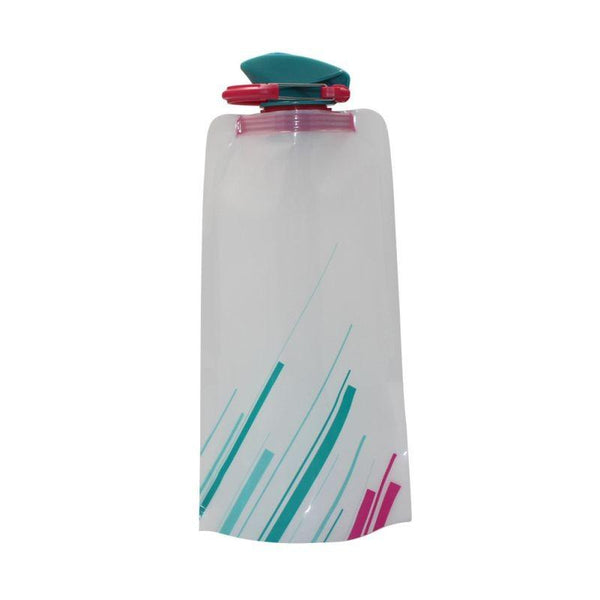 Foldable Reusable Drinking Bottles