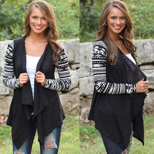 Women's Aztec Cardigan