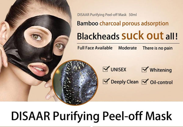 Deep Cleansing Blackhead Remover Mask