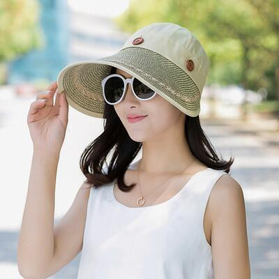 Women's Anti-UV Sun Visor