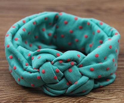 Braided Baby Headband