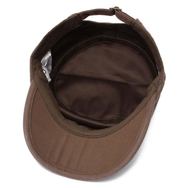 Adjustable Military Cap