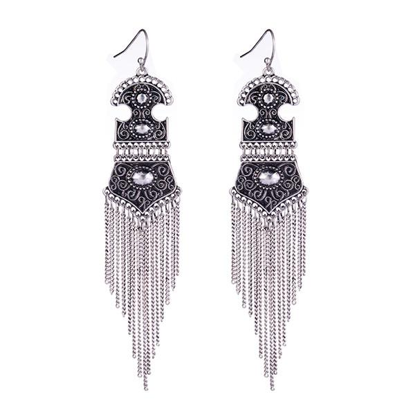 FREE Bohemian Tassel Earrings