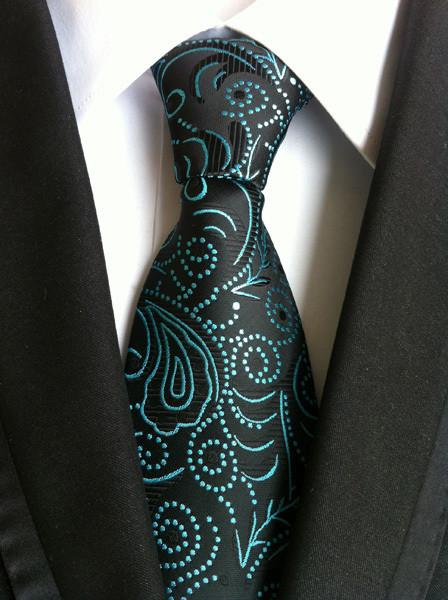 Abstract Print Tie