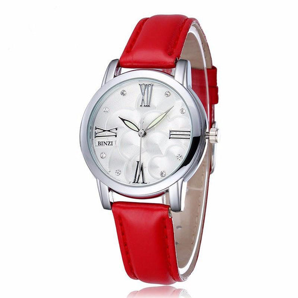 Women Analog Quartz Wristwatch