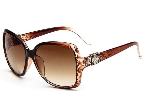 Women UV400 Vintage Retro Luxury Sunglasses
