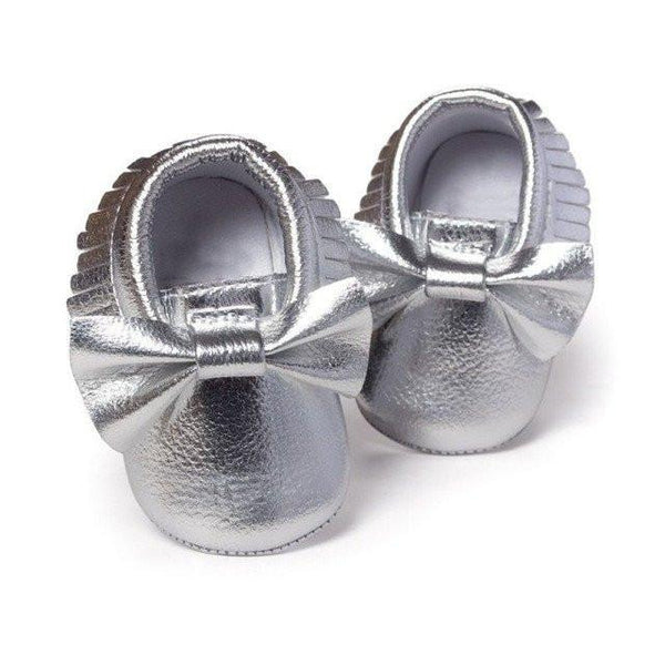 Leather Baby Moccasins – Emerta