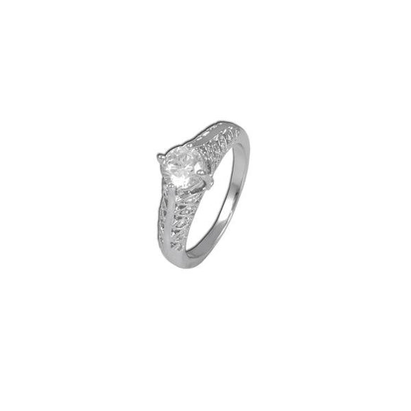 Oval Weave Ring