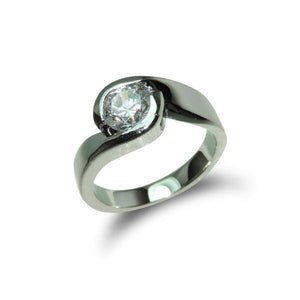Traditional Bezel Ring