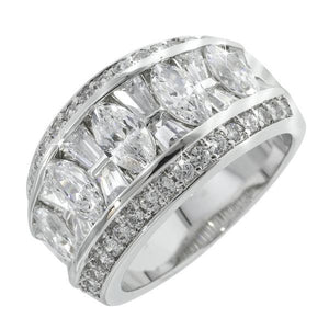 5ct Marquise Cut Ring