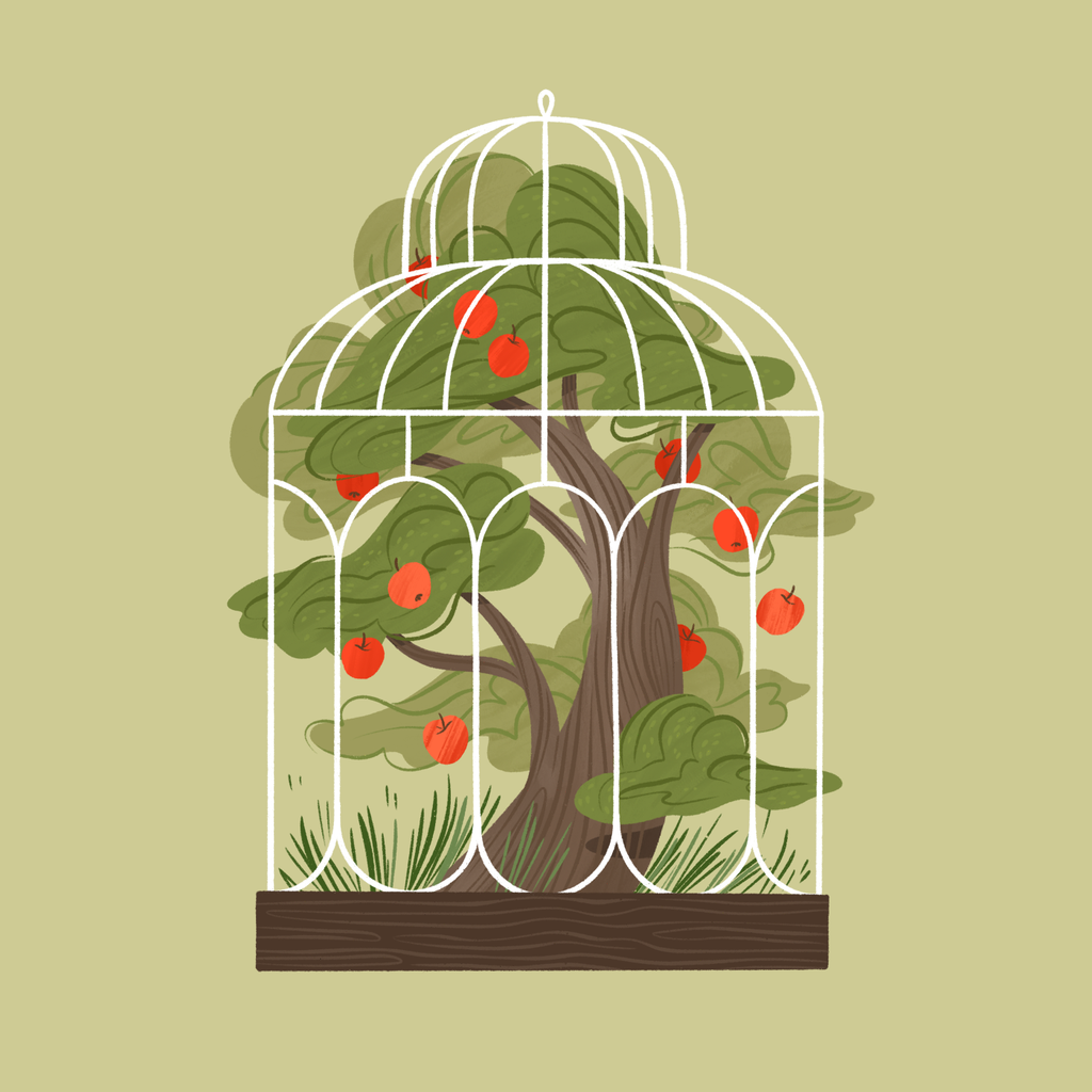 2020 Calendar: Greenhouses & Terrariums