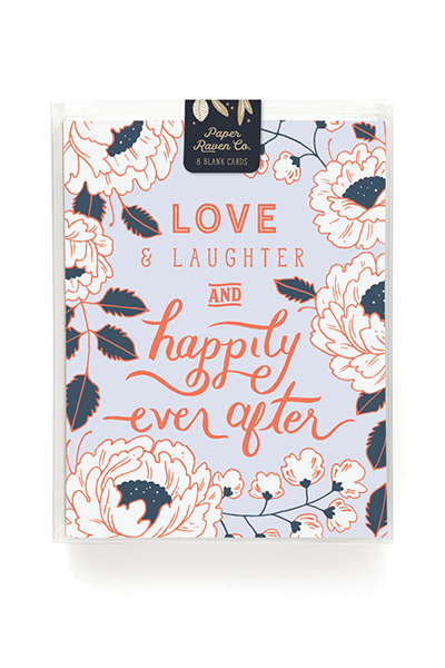 Happily Ever After Card - Box Set of 8