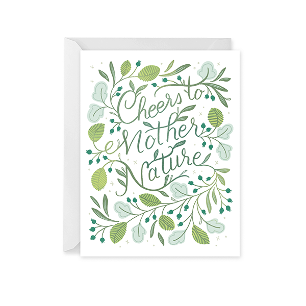 Mother Nature Card