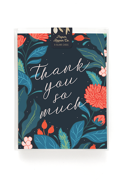 Wildwood Thank You Card - Box Set of 8