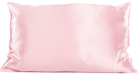 Blush Silk Pillowcase