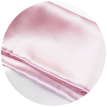 majesty silk pillowcase
