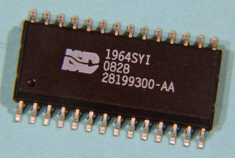 Sound IC with recorded prototype grade bell (GBELL1) - JLC Enterprises