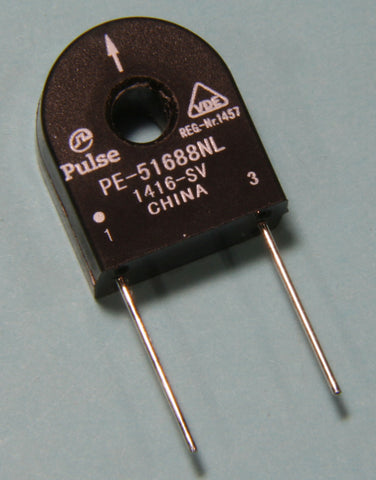 Special Current-sensing Pulse-transformer used on DCCOD (PT1) - JLC Enterprises