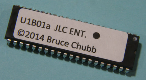 16F877 Microcontroller IC Programmed for SUSIC and SMINI (U1B) - JLC Enterprises
