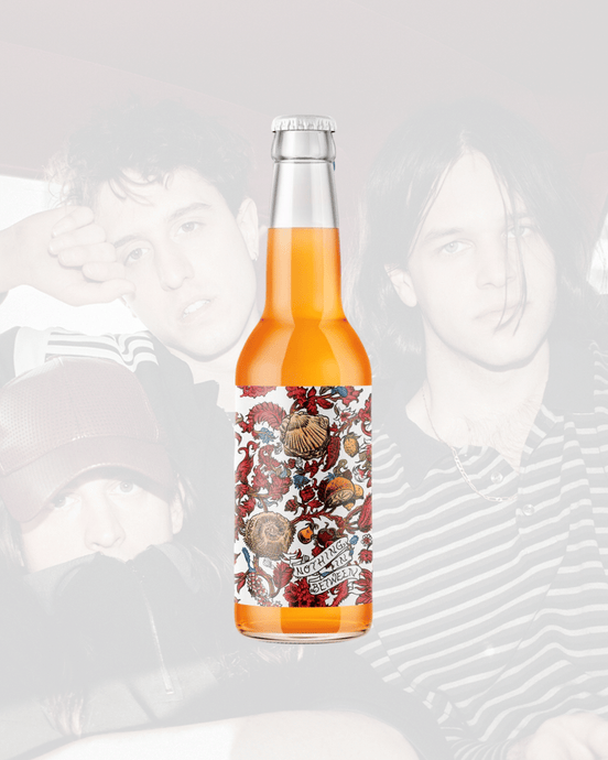 Beach Fossils Made a Beer