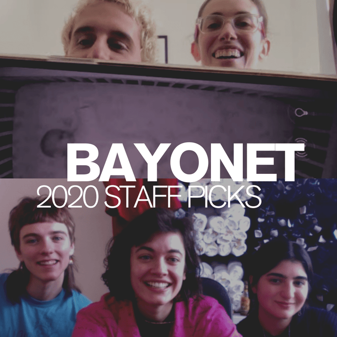 2020 Bayonet Staff Picks!