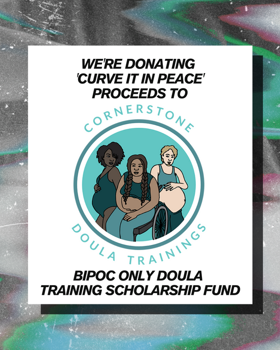 Donate to this BIPOC Doula Training Scholarship Fund!