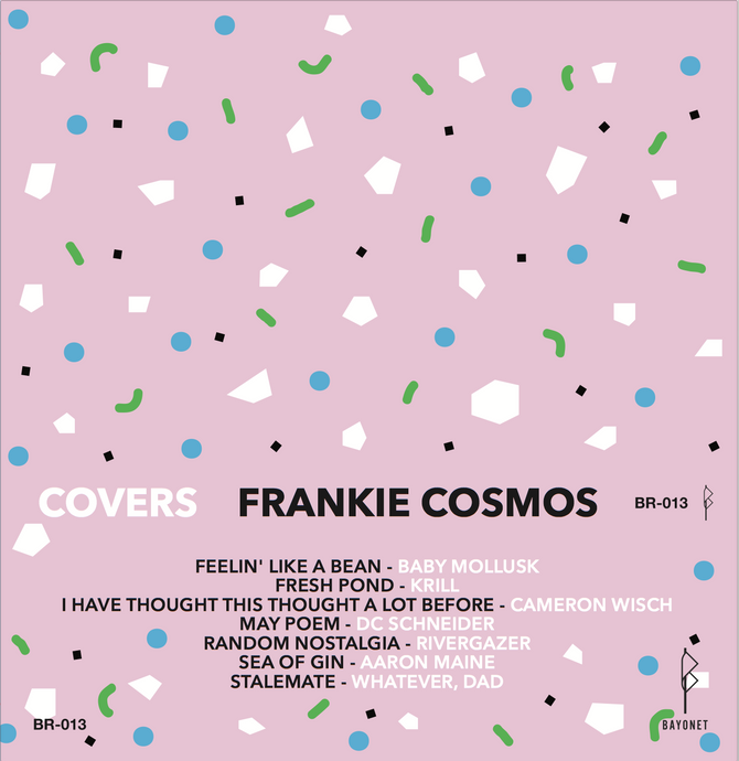 Frankie Cosmos Ltd. Edition Covers Tape for Webster Hall 11/13