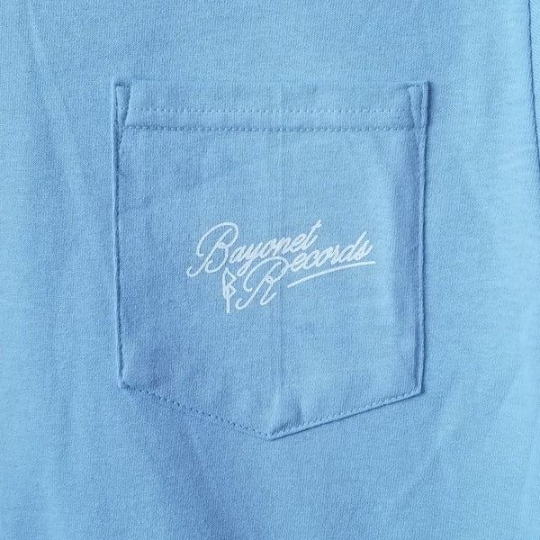 Bayonet Records x Faye Orlove Pocket T