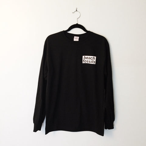 Beach Fossils Long Sleeve Shirt