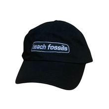 Load image into Gallery viewer, Beach Fossils Eurostile Logo Hat